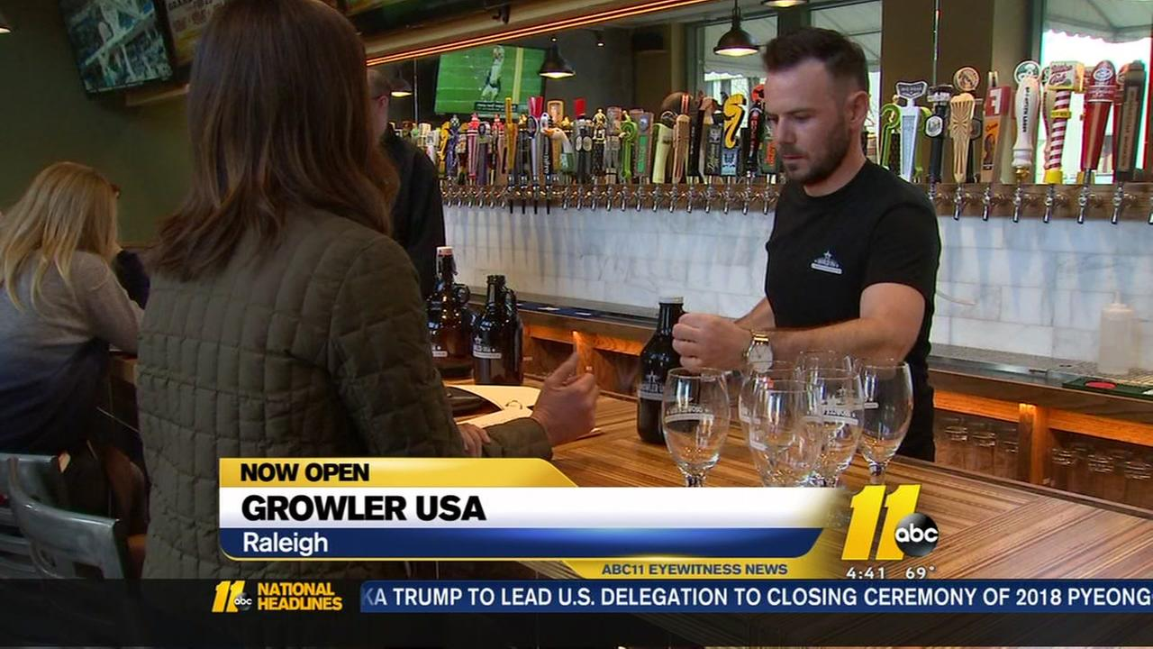 Now: Open Growler USA