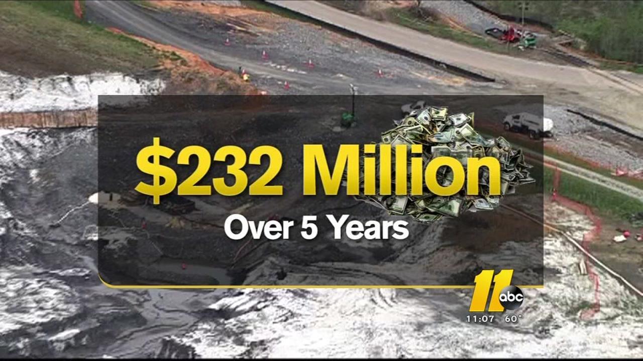 Duke Energy denied passing full coal-ash cost to customers