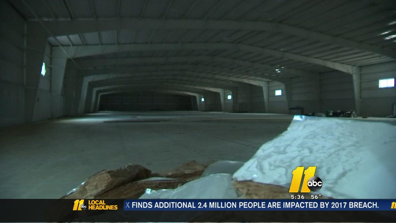 Massive sports complex in the works in Hope Mills