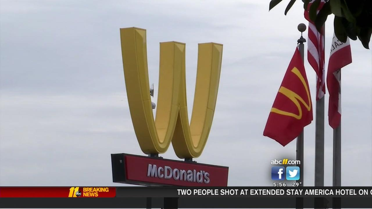 McDonalds flips arches to celebrate International Womens Day
