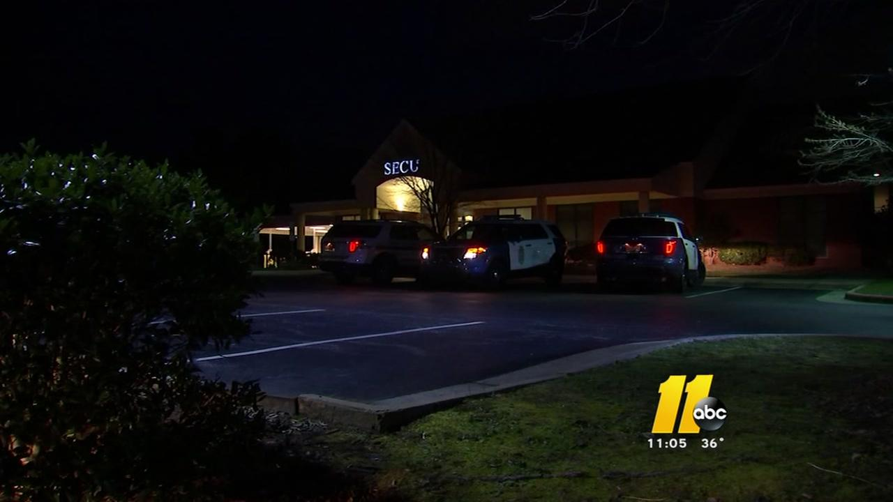 Search continues for SECU robber