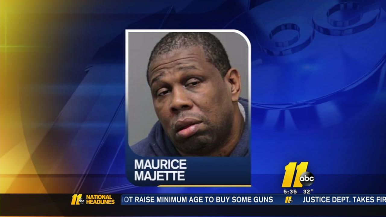 Wake County man faces counterfeiting charges