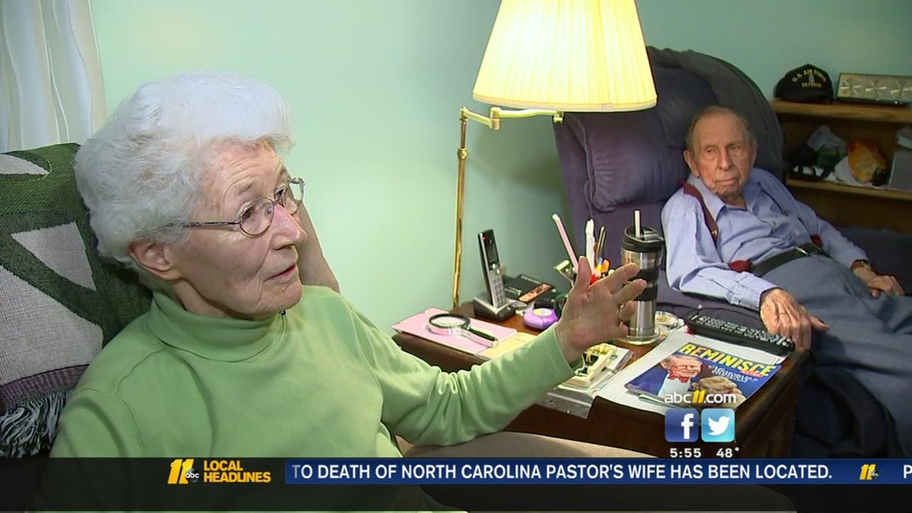 Elderly couple learns hassles of contract fine print