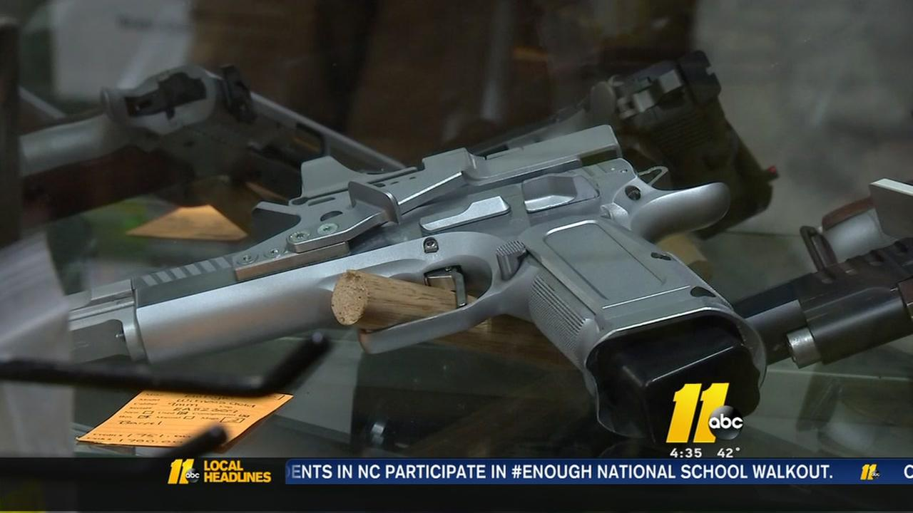 Gov. Cooper wants to raise legal age of assault weapon sales to 21