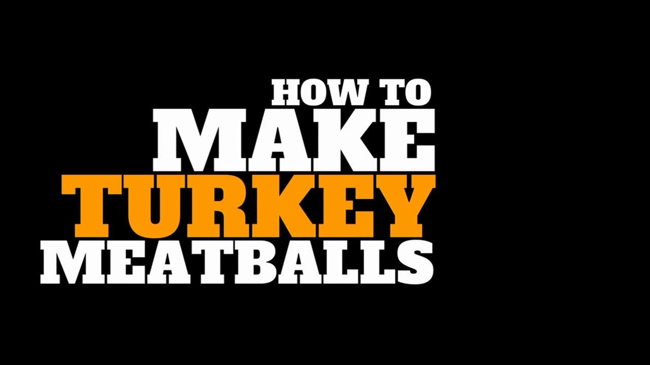 How to make turkey meatballs