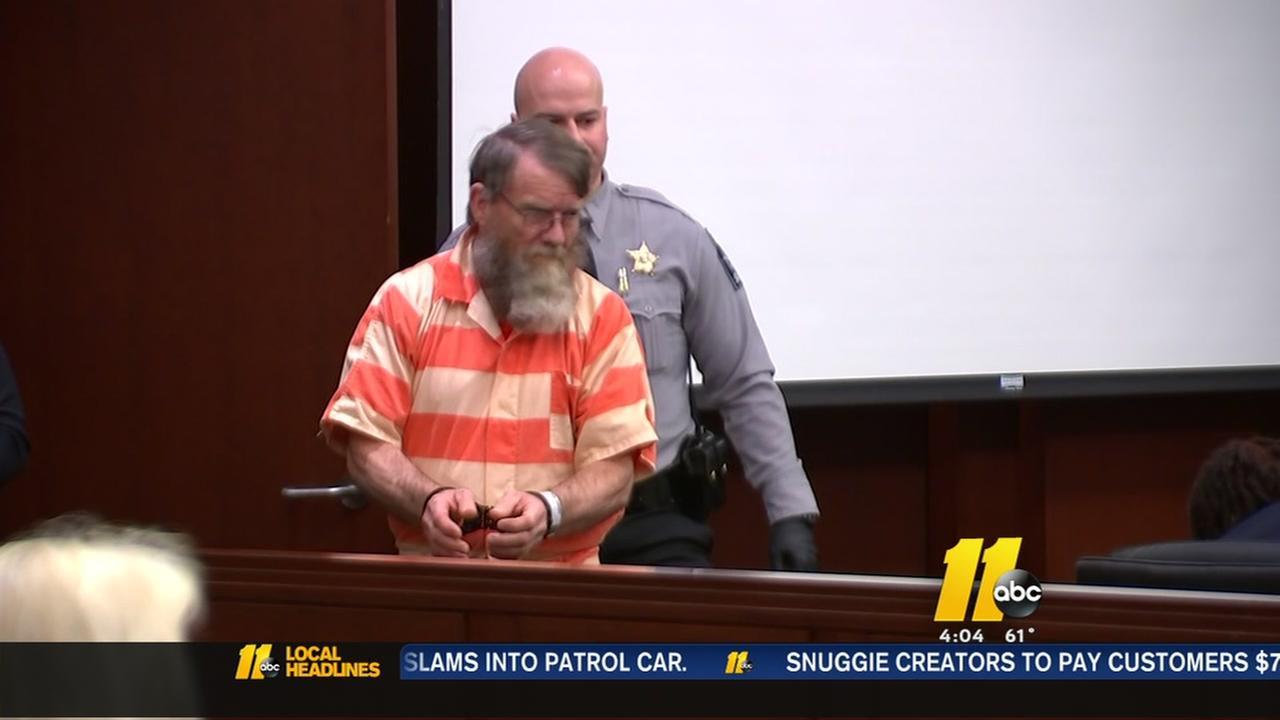 Church volunteer accused of molesting Raleigh girl