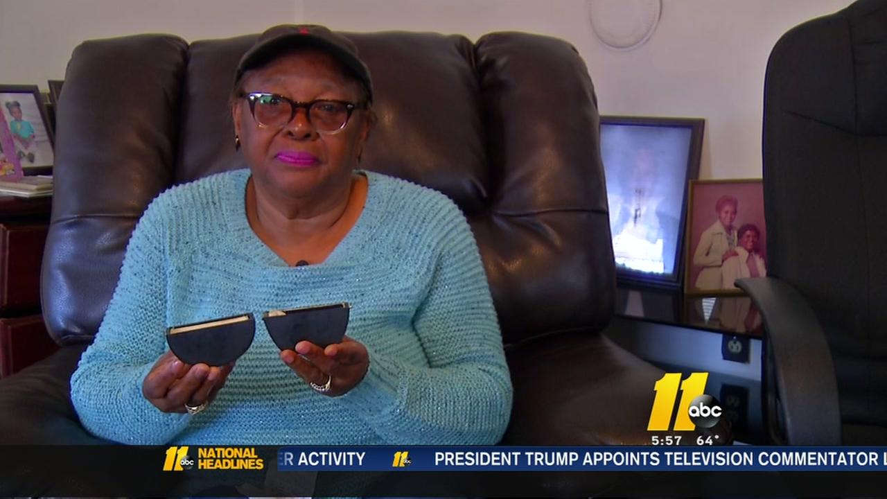 Louisburg woman distraught after losing cherished bracelet
