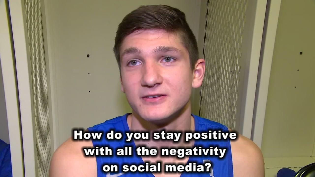 ABC11 goes one-on-one with Dukes Grayson Allen