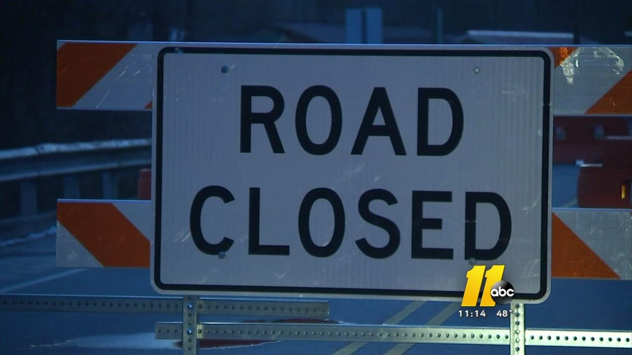 Road closure upsets Fayetteville residents
