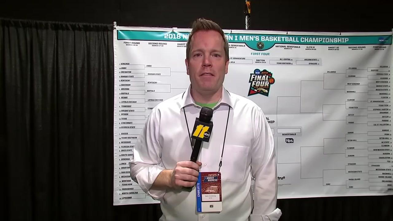 Mark UNC game preview