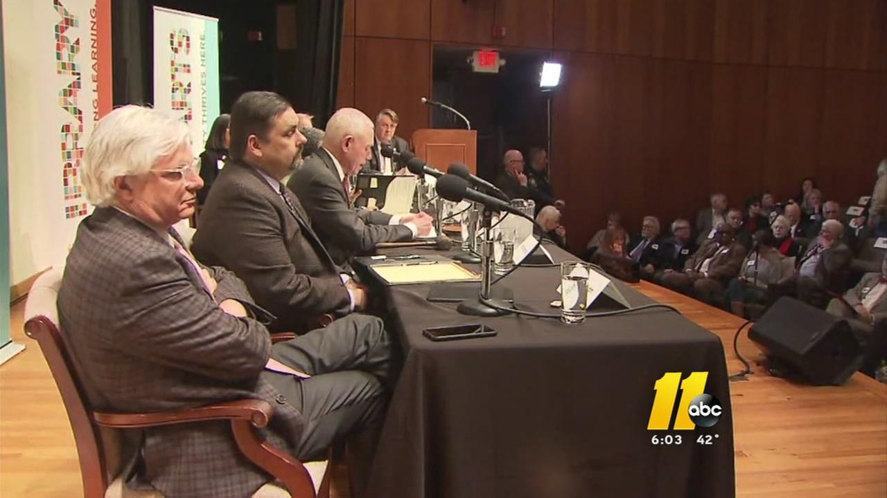 Panel hears from packed house on Confederate monuments