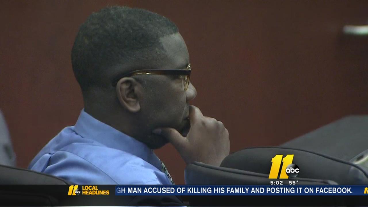 No verdict reached in case of Raleigh man accused of killing family and posting on Facebook
