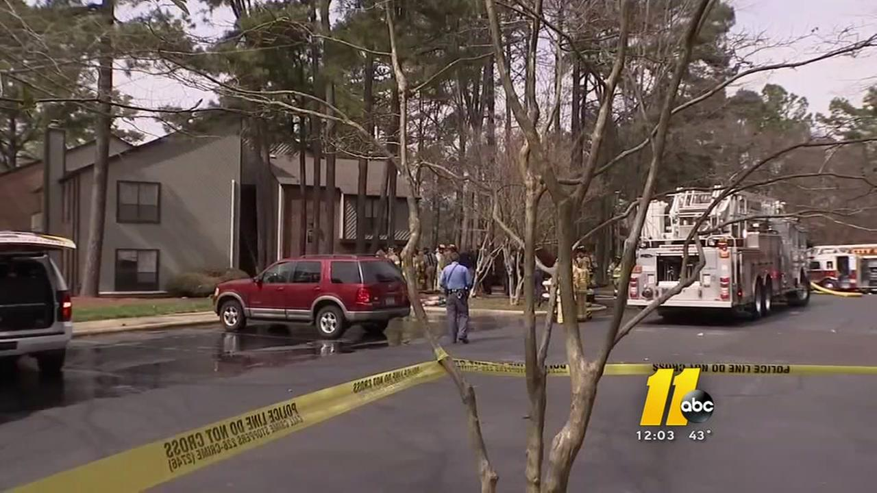 Teenage girl dies after Raleigh apartment fire; police say fire was intentionally set