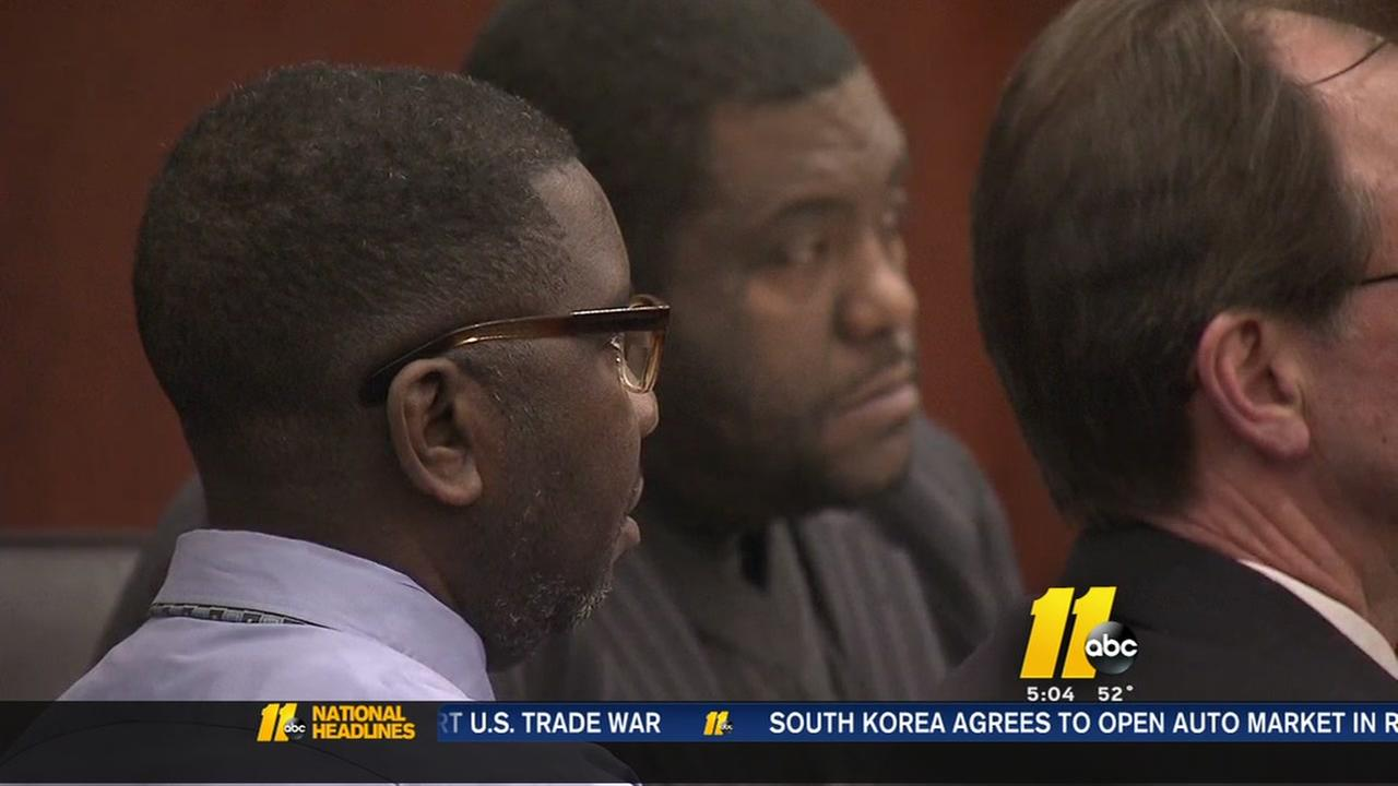 Raleigh man found guilty of killing wife, 2-year-old daughter