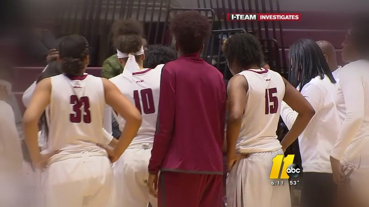 NCCU players cry foul as coach cuts 10 from team