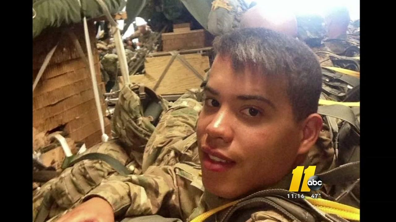 Concern grows for missing soldier