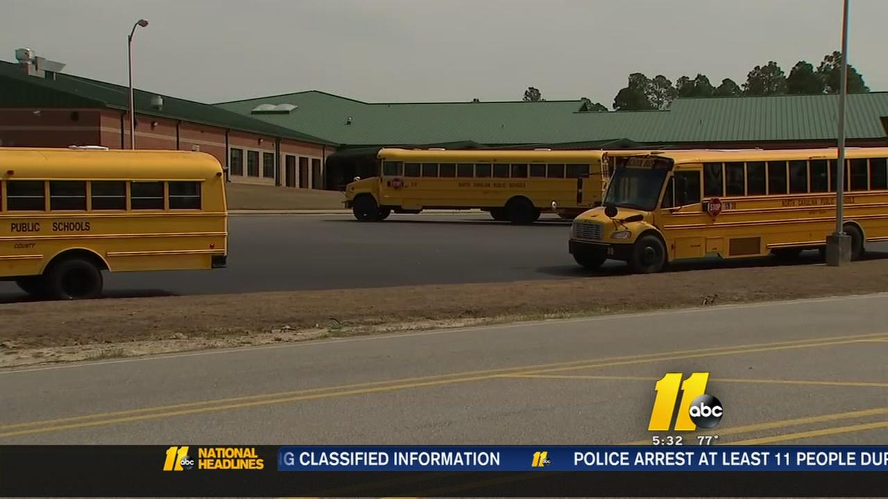 Harnett County Commissioner: Make parents pay for their childs threat