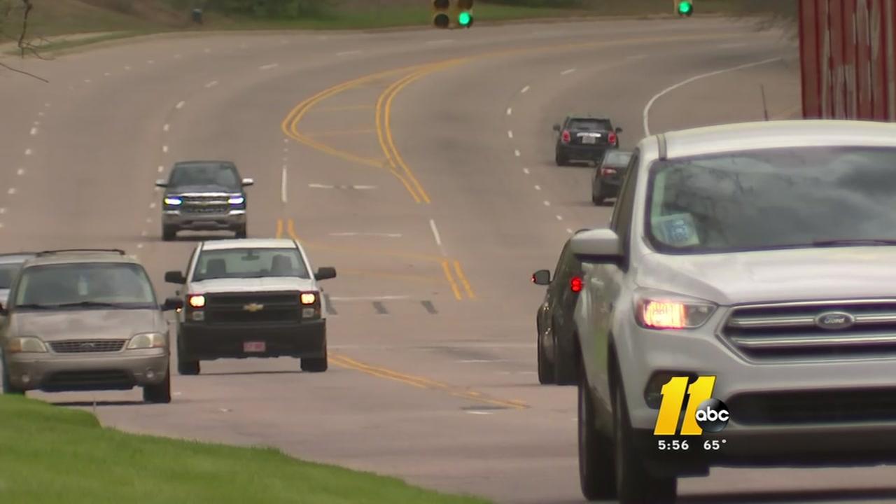 Wild North Carolina winter leaves behind thousands of dangerous potholes