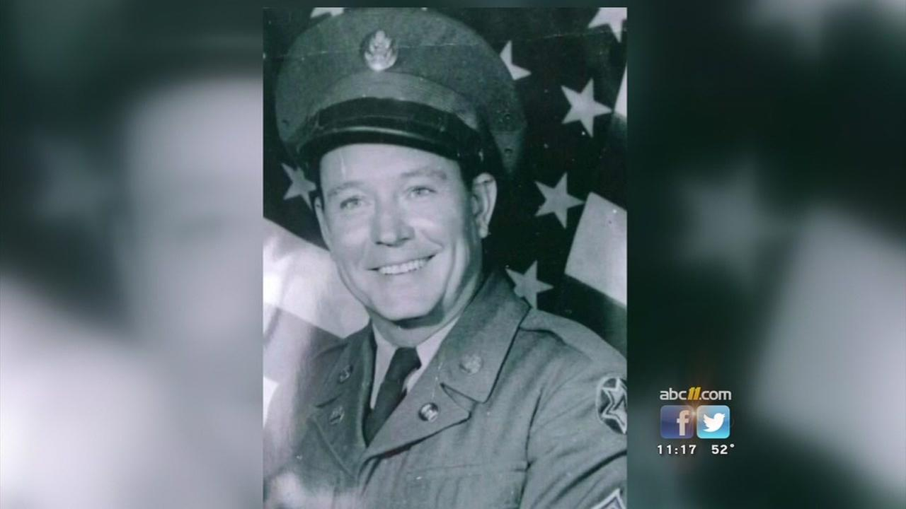 Soldier to receive remains of great-grandfather