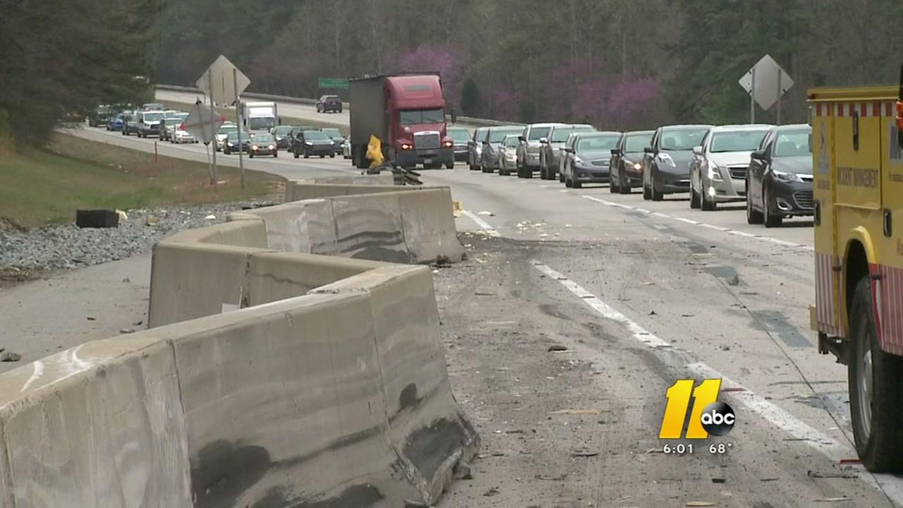 I-Team: NCDOT asks for police for help in construction zones
