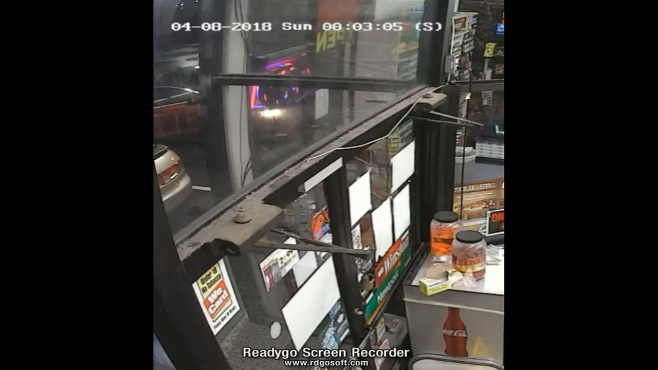 Fayetteville surveillance video