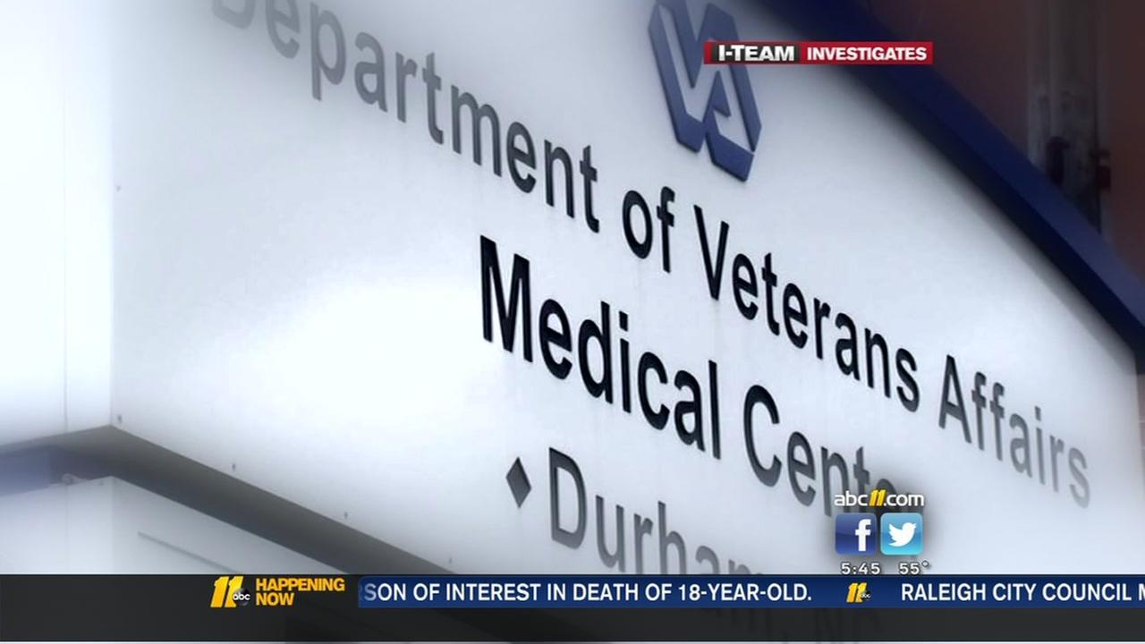 Backlog in travel reimbursements at Durham VA