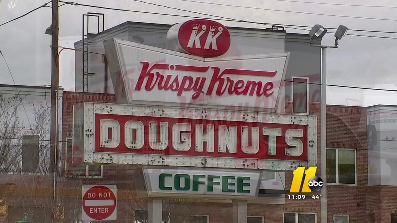 Fate of Krispy Kreme in Raleigh is unclear