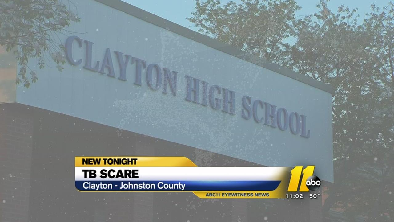 TB scare at Clayton High School