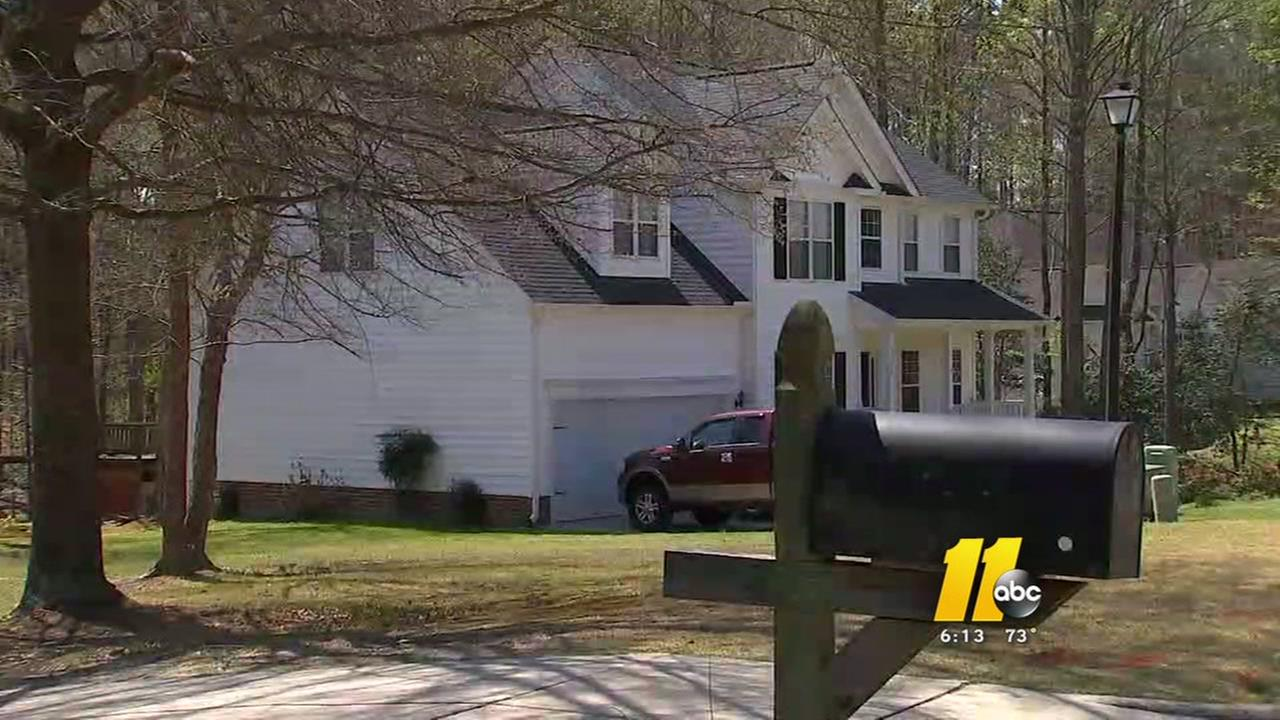 Neighbors surprised after coyote attacks Wake Forest man
