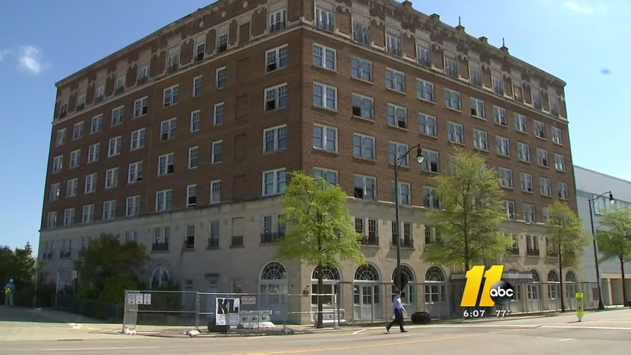 Despite scandal, Fayetteville hotel plans move forward