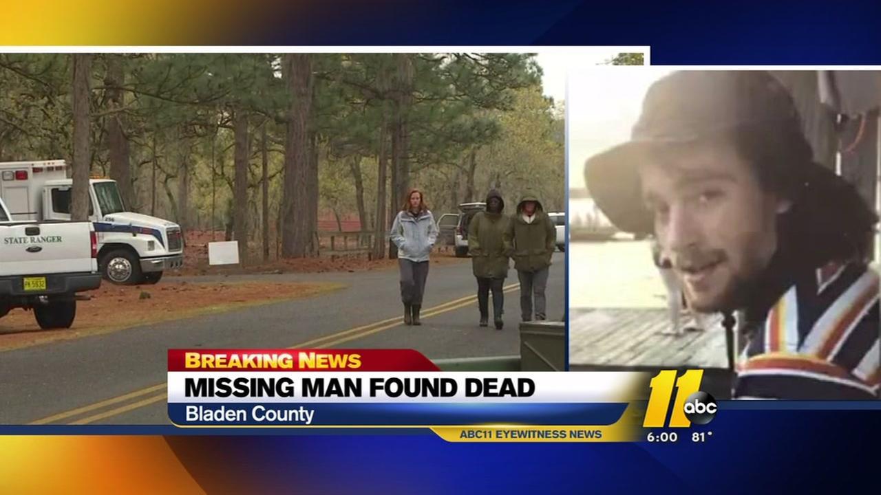 Missing Fayetteville man found dead