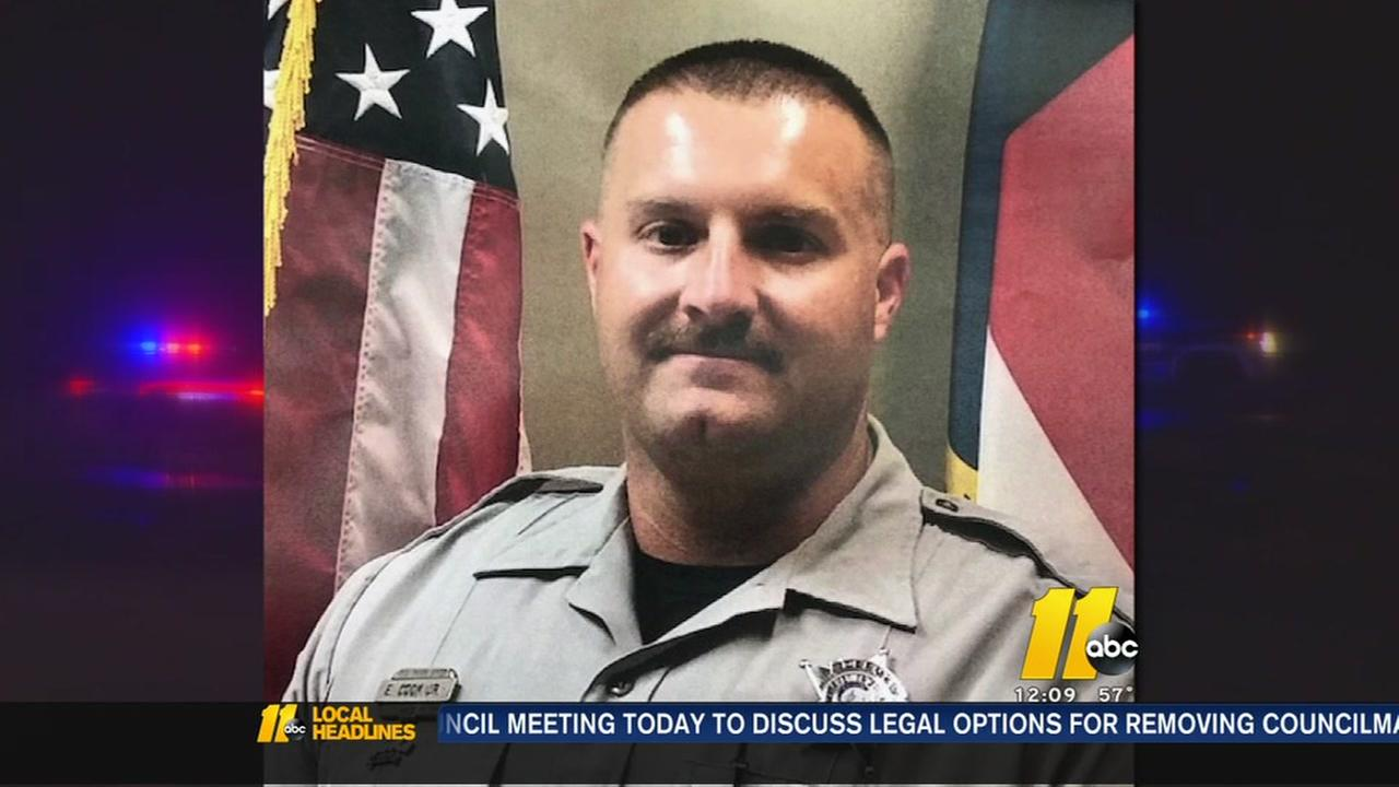 Harnett County deputy recovering after weekend shooting