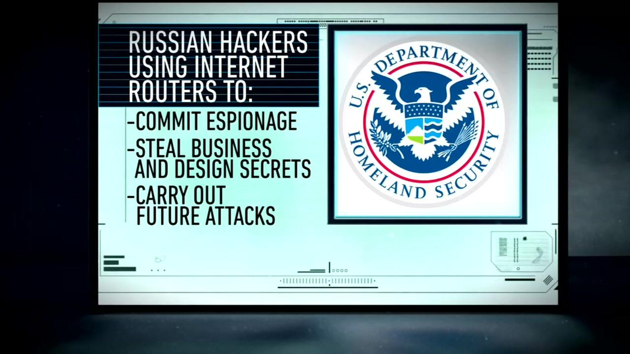 Check your routers! US and UK blame Russia for cyber hacks worldwide