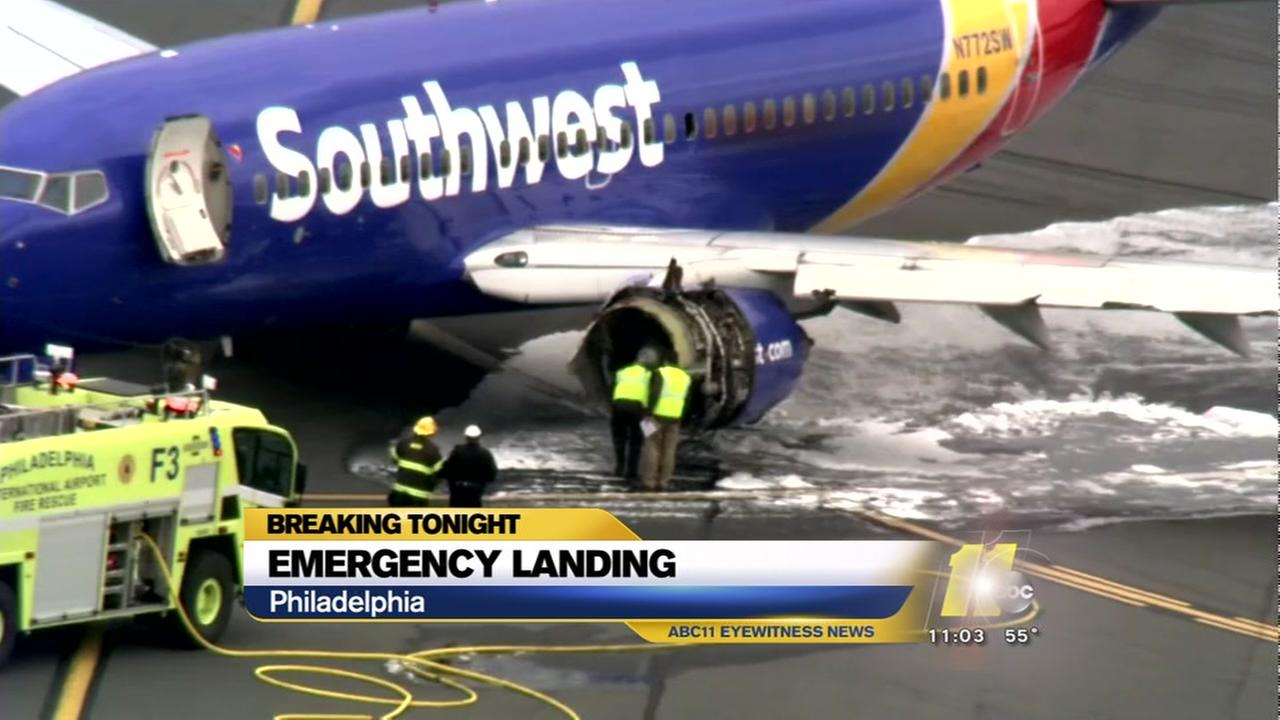Women killed in Southwest Airlines mishap