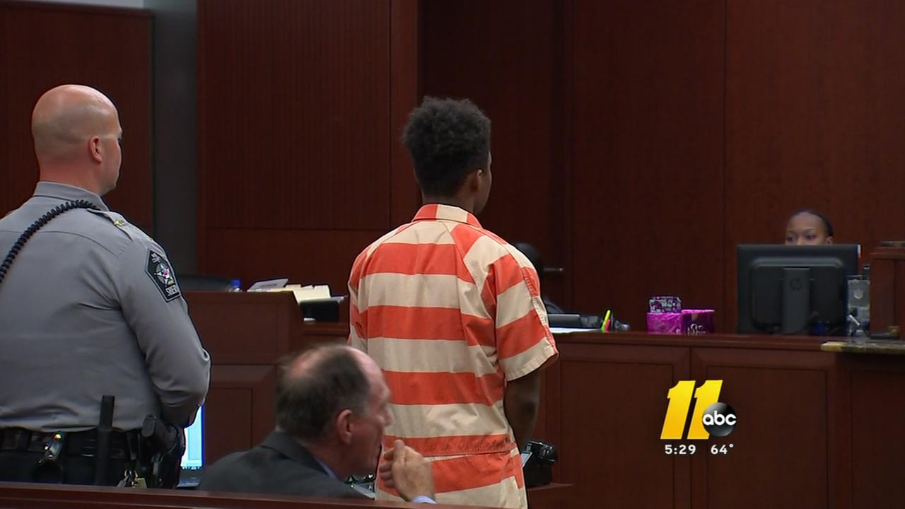 Third suspect charged with inciting riot at Raleigh high school