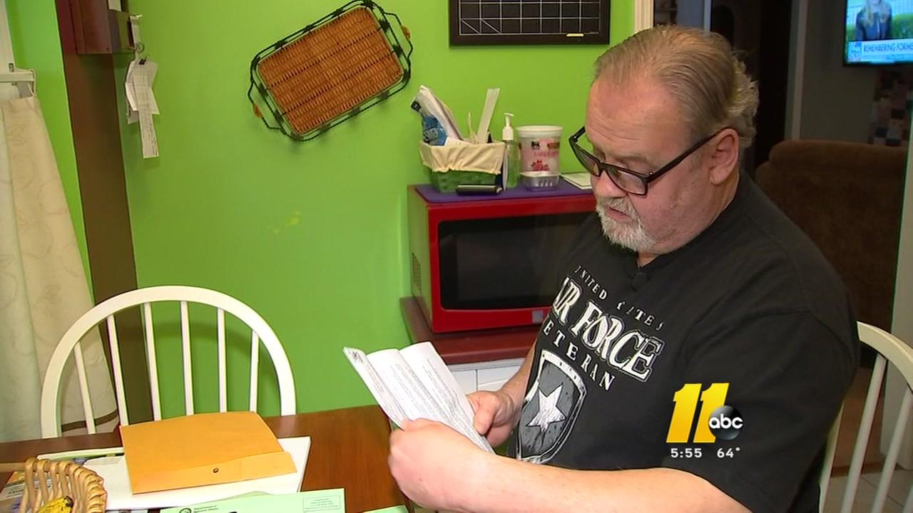 Troubleshooter helps veteran get his disability check