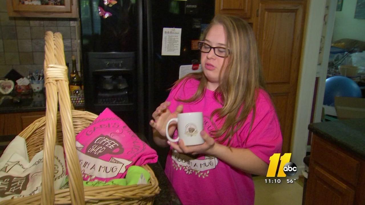 Down syndrome doesnt stop enterprenuerial dreams