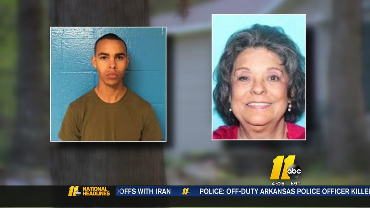 AWOL Marine accused of killing grandmother also charged in another homicide