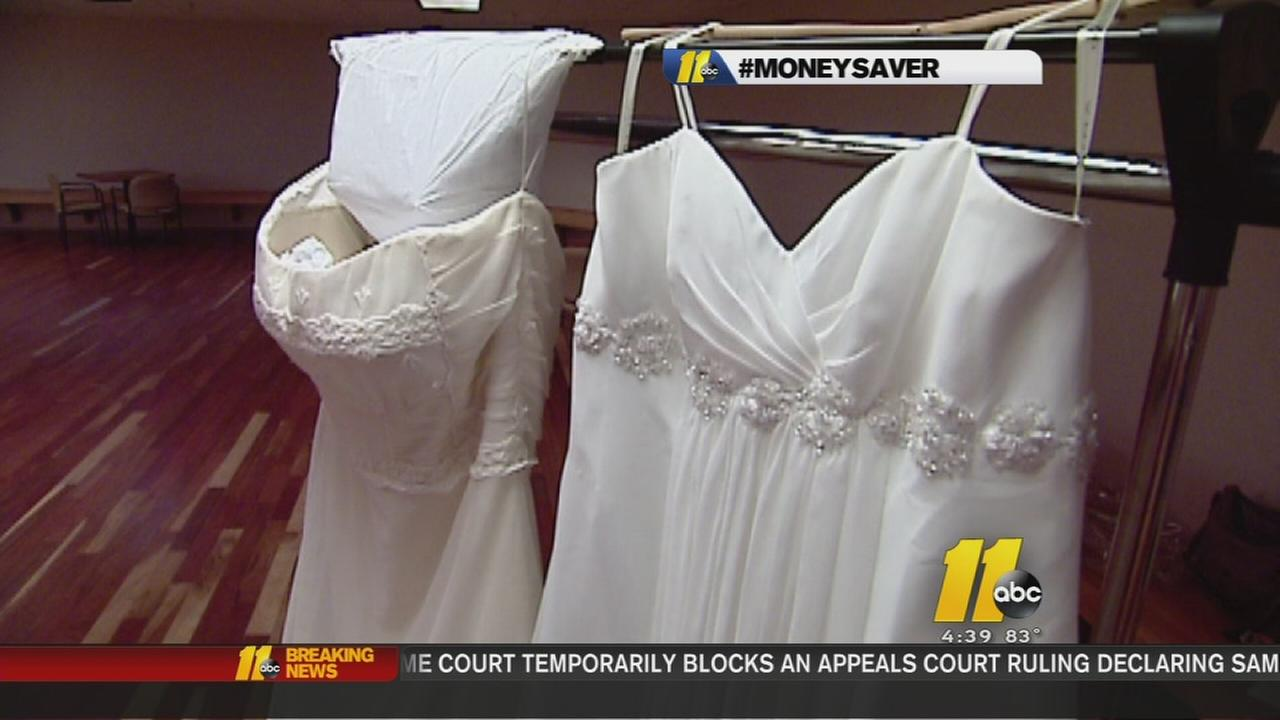 Moneysaver Pop Up Wedding Consignment Planned For October Abc11