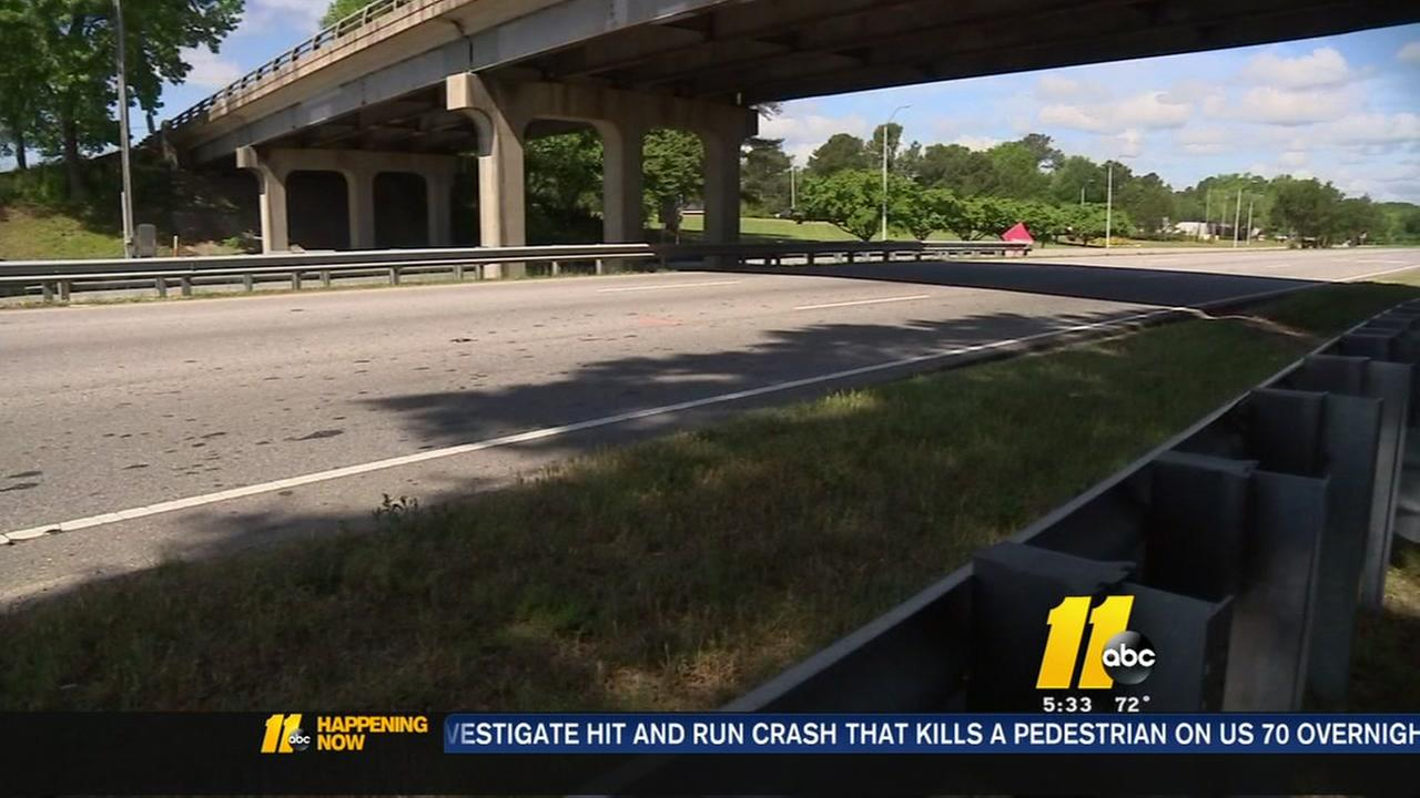 Garner police investigate deadly hit-and-run on US 70