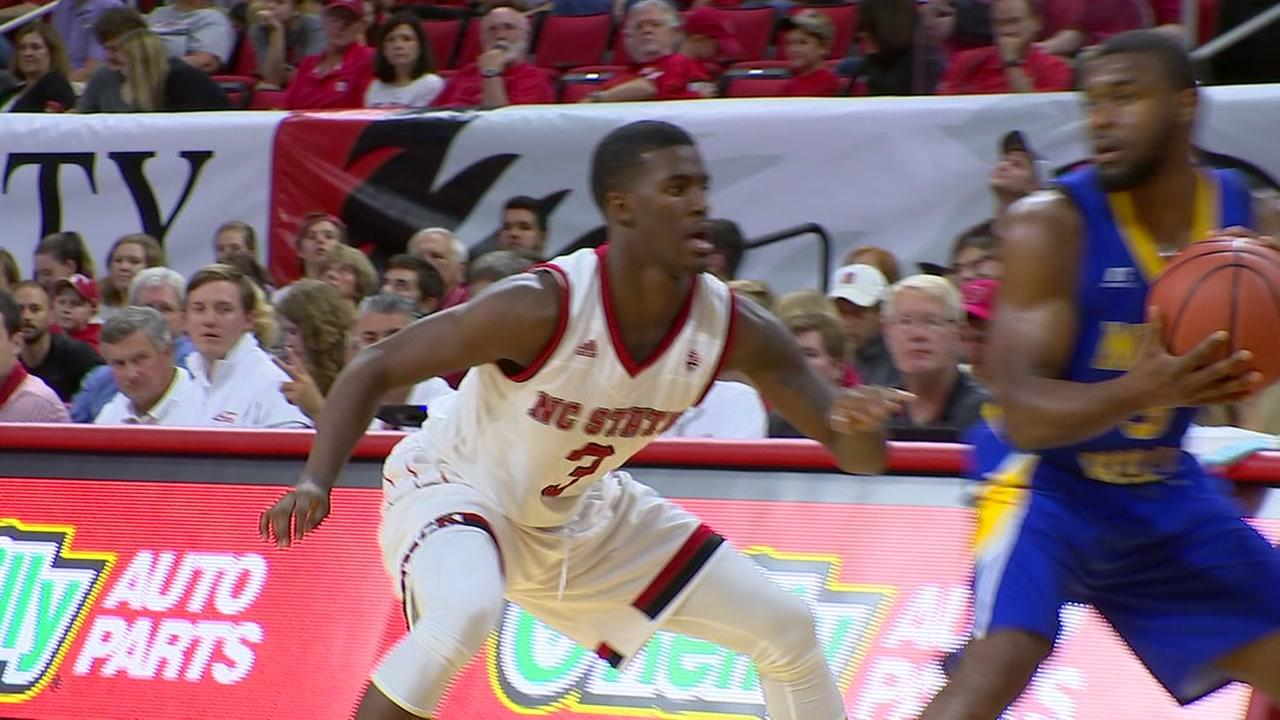 Batts Jr. decides to transfer from N.C. State