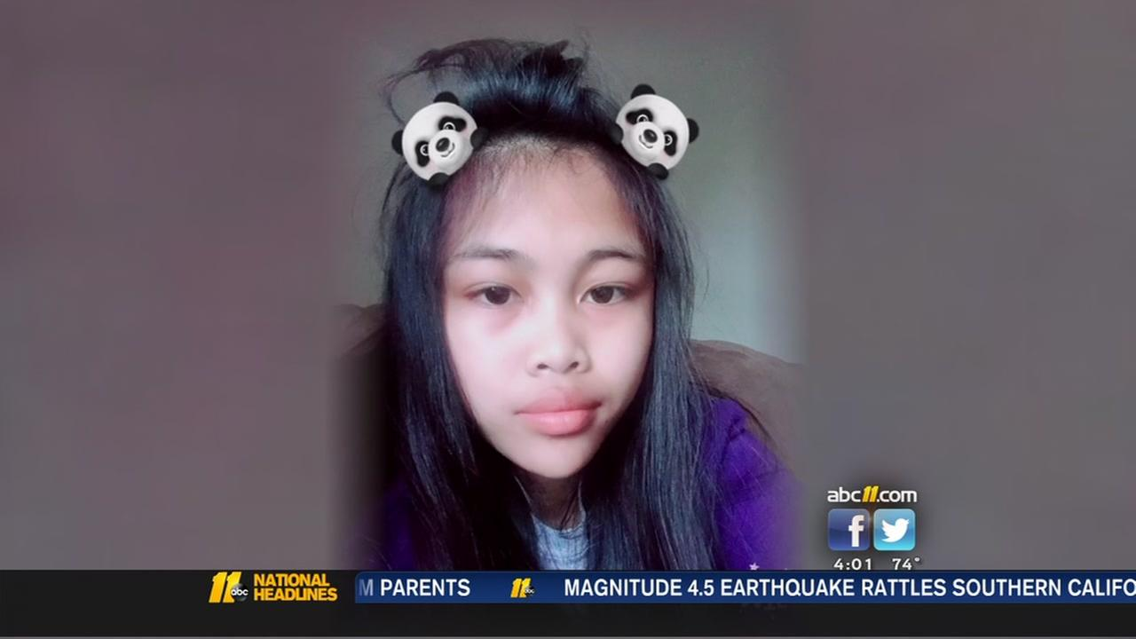 Raleigh Police searching for missing 12 year old girl