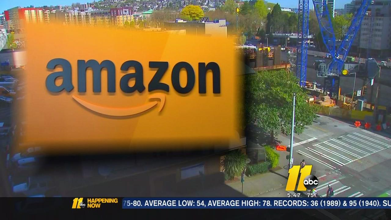 How could an Amazon headquarters impact the community?