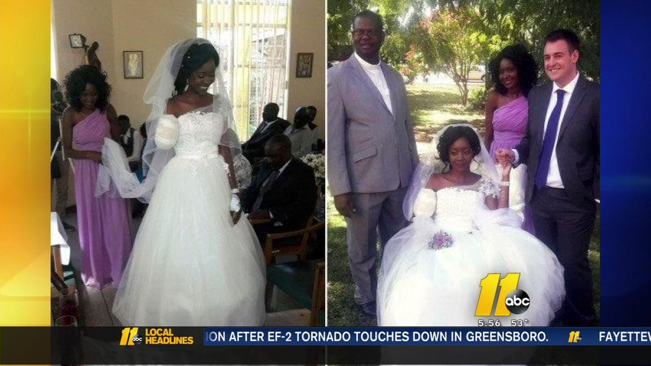 Crocodile bites off womans arm 5 days before her wedding