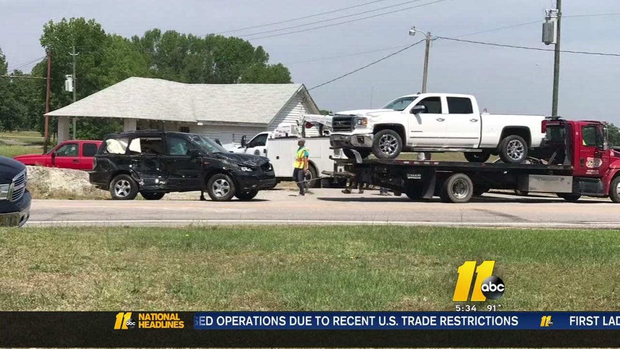 Johnston County dangerous intersection