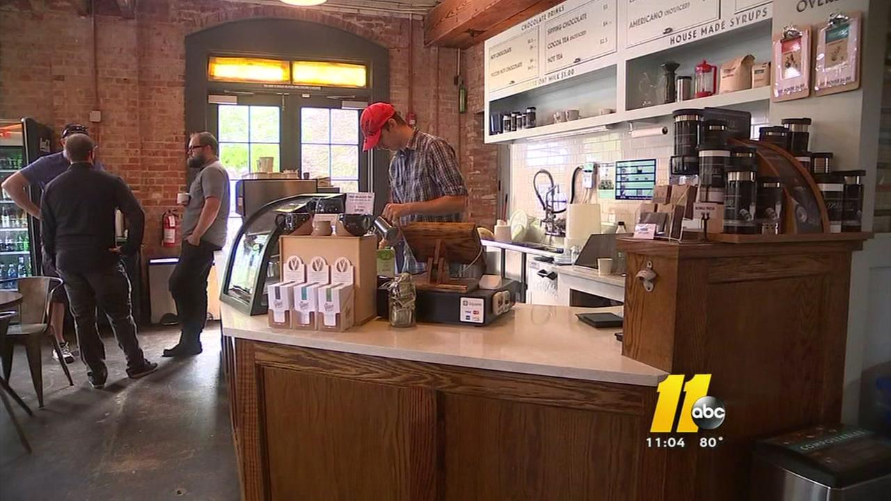 Raleigh businesses prepares for booming week