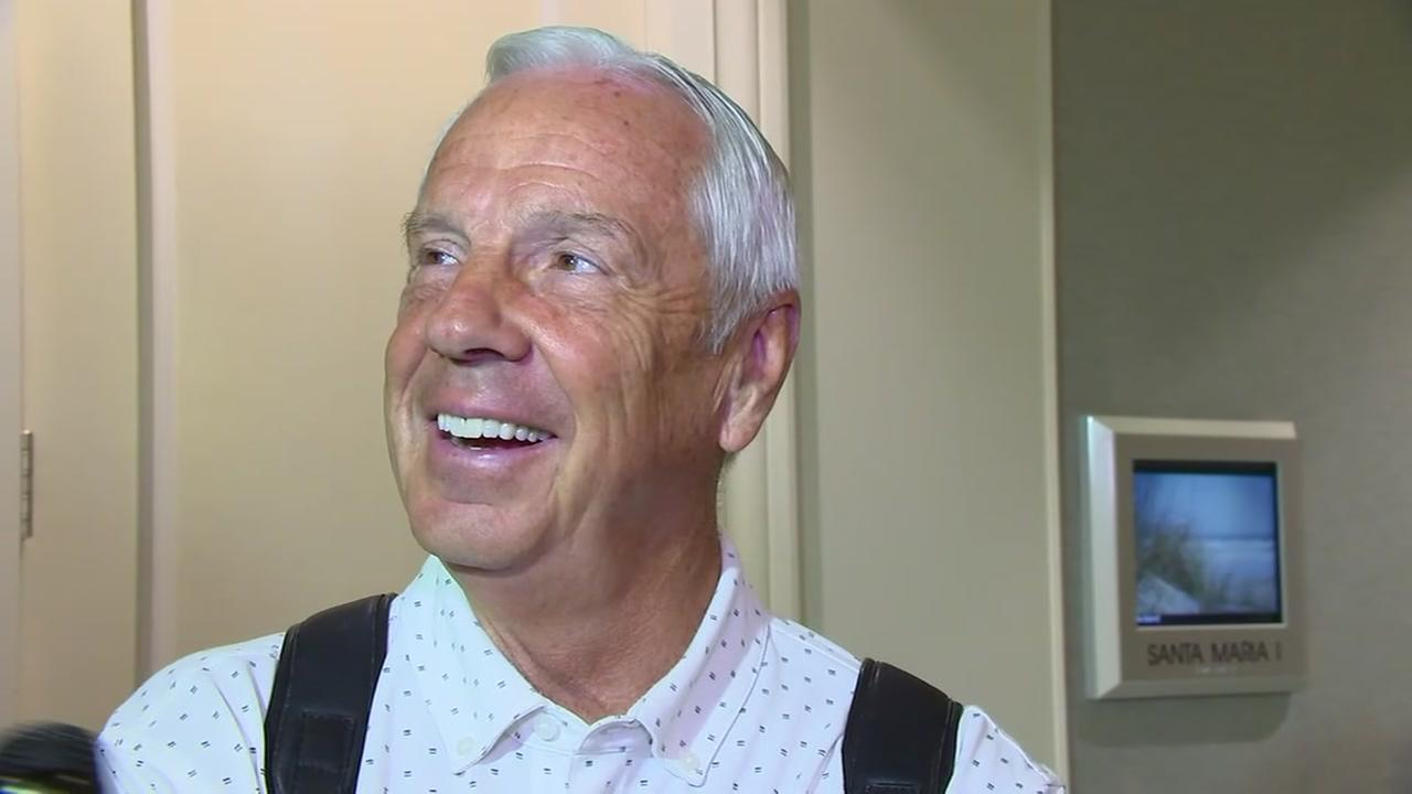 ACC meetings: Mark Armstrong caught up with Roy Williams