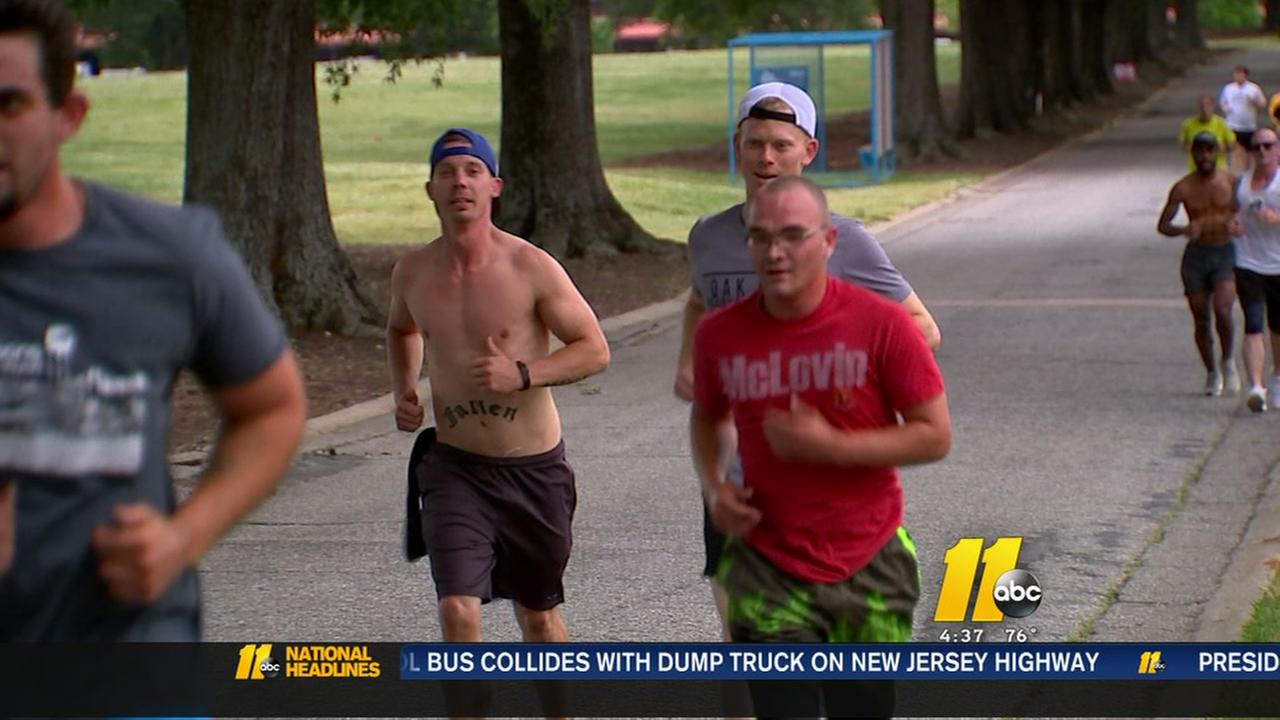 Raleigh run club a path to recovery for addicts