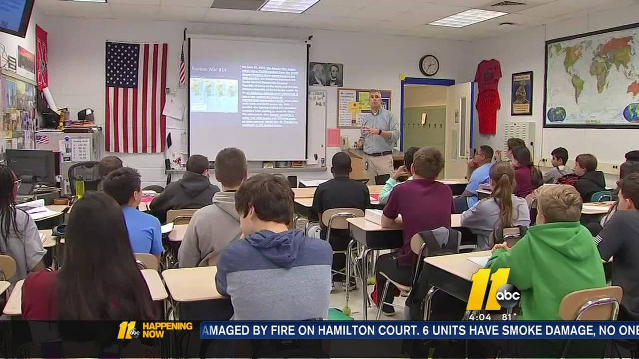 School safety top of mind of NC officials