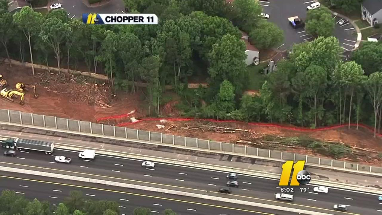 I-40 Fortify project delayed again but end is in sight